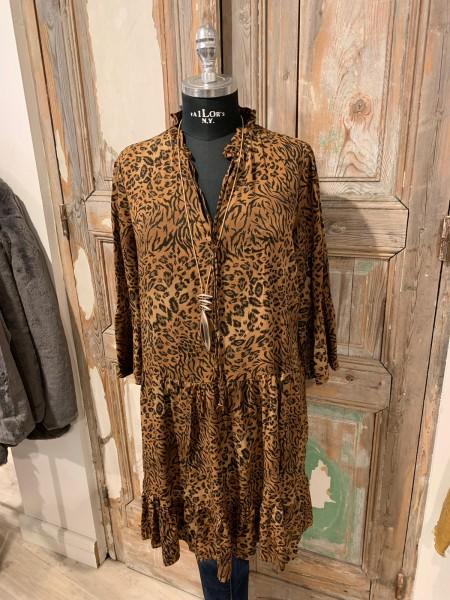 Kleid Tiger