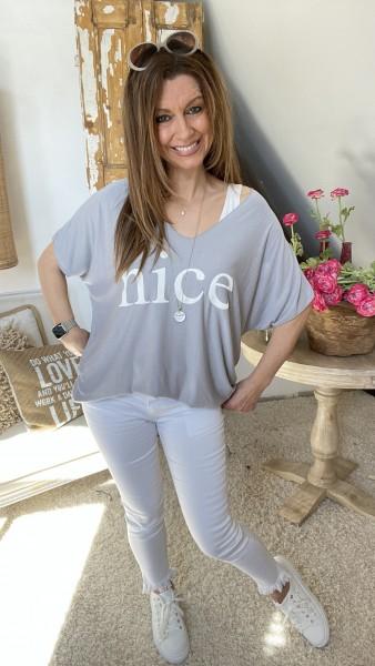 """Shirt """"Nice"""""""