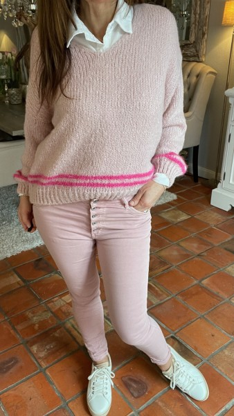 """Jeans """"Puder rosé"""""""