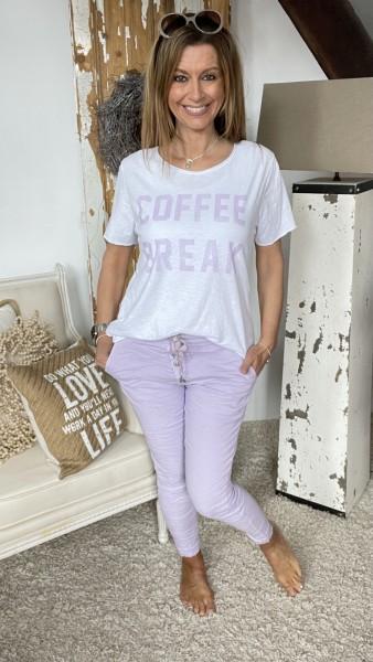"""Shirt """"Coffee Break"""""""