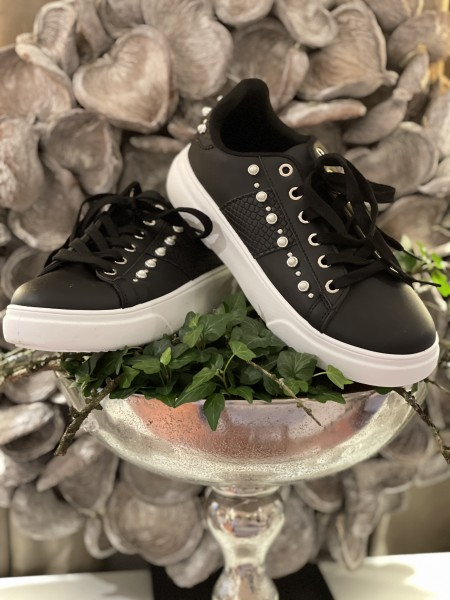"Sneaker ""schwarz"""